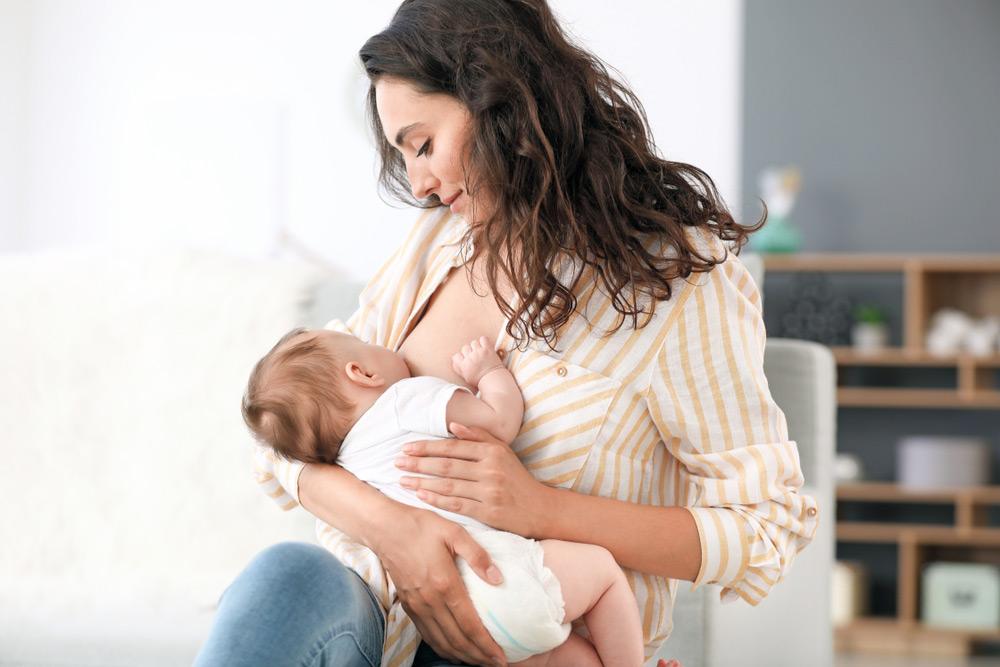 Csecsemőtáplálás, szoptatás